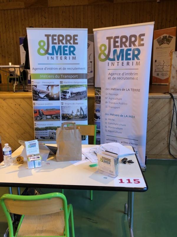 Forum des métiers et de l'emploi à Saint-Georges-des-Groseillers
