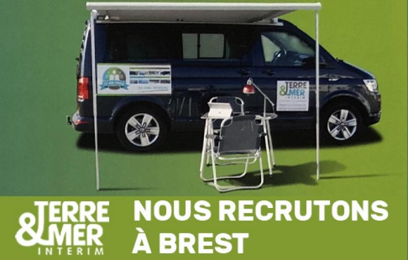 Job Truck journée de recrutement à Brest(29)