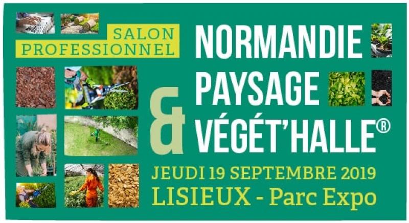 Salon Normandie Paysage & végét'halle